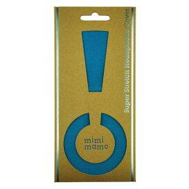 mimimamo スーパーストレッチヘッドホンカバー Lサイズ ブルー MHC-002-BL [MHC002BL]