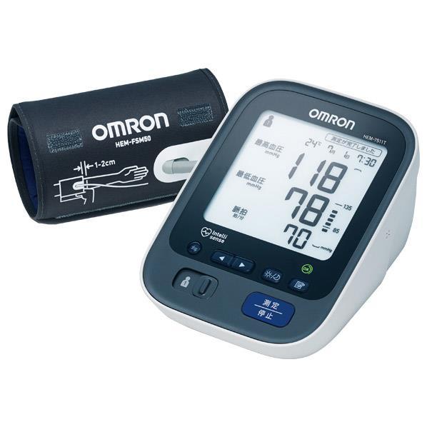 【送料無料】オムロン 上腕式血圧計 HEM-7511T [HEM7511T]【RNH】