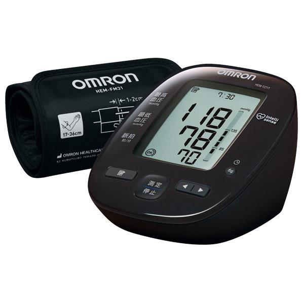 【送料無料】オムロン 上腕式血圧計 HEM-7271T [HEM7271T]【RNH】【JMRN】