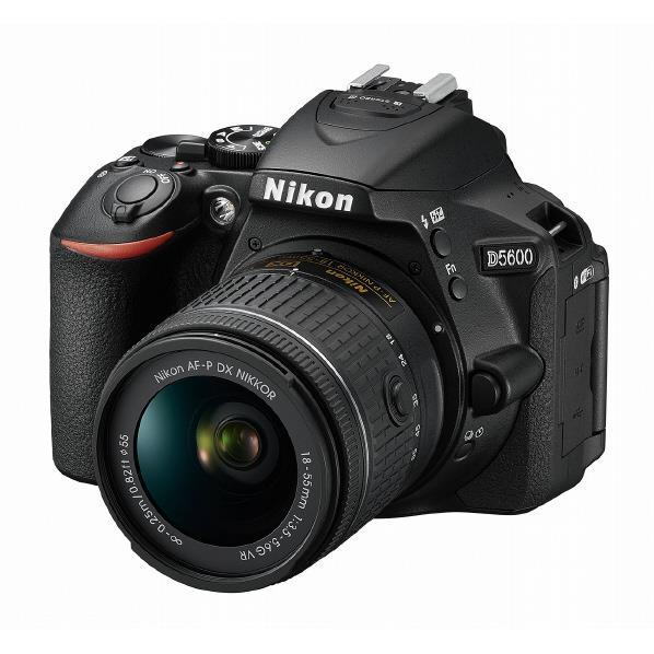 【送料無料】ニコン デジタル一眼レフカメラ・18-55 VR レンズキット D5600 D5600LK1855 [D5600LK1855]【RNH】