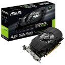 【送料無料】ASUSTEK グラフィックカード NIVIDIA GeForce GTX1050Ti PH-GTX1050TI-4G [PHGTX1050TI4G]