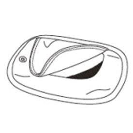 オムロン クッションマッサージャ用本体カバー ピンク HM-COV-341PK [HMCOV341PK]