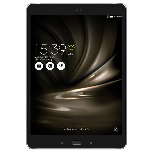 【送料無料】ASUS SIMフリータブレット ZenPad 3S 10 スチールブラック Z500KL-BK32S4 [Z500KLBK32S4]【RNH】