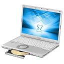 【送料無料】パナソニック 高性能モバイルノートパソコン Let's note SZシリーズ シルバー CF-SZ6JD3QR [CFSZ6JD3QR]