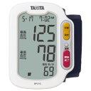 タニタ 手首式血圧計 ホワイト BP-E13-WH [BPE13WH]