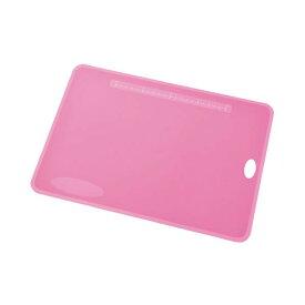 和平フレイズ ソフトまな板ワイド キッチンアラモード ピンク KA604P [KA604P]