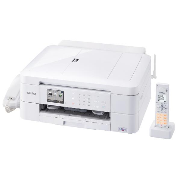 【送料無料】ブラザー インクジェットFAX複合機(子機1台タイプ) PRIVIO MFC-J997DN [MFCJ997DN]【KK9N0D18P】【RNH】