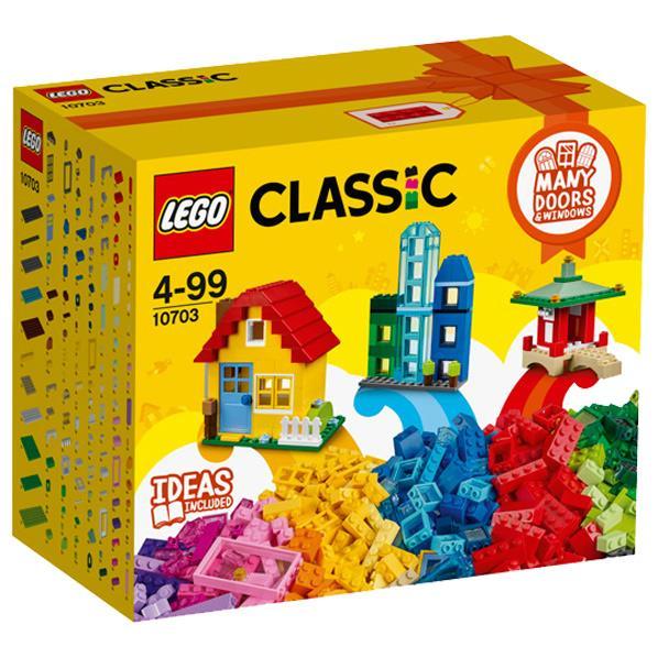 レゴジャパン LEGO クラシック 10703 アイデアパーツ<建物セット> 10703アイデアパ-ツタテモノセツト [10703アイデアパ-ツタテモノセツト]