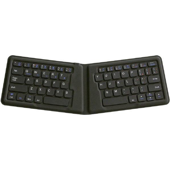 オウルテック Bluetoothキーボード ブラック OWL-BTKB6402-BK [OWLBTKB6402BK]