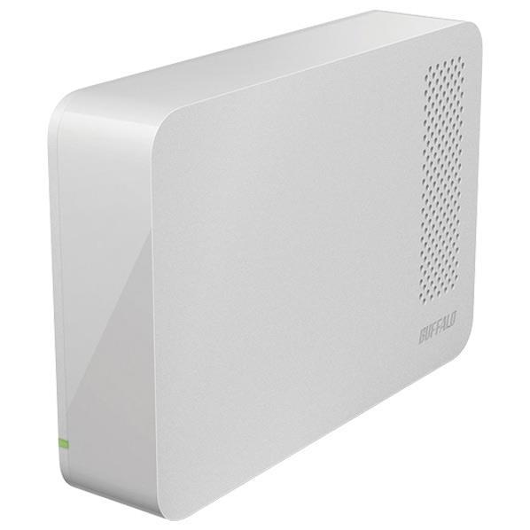 【送料無料】BUFFALO USB3.1(Gen1)/USB3.0用 外付けHDD(1TB) Turbo PC EX2 Plus ホワイト HD-LC1.0U3-WHF [HDLC10U3WHF]【KK9N0D18P】