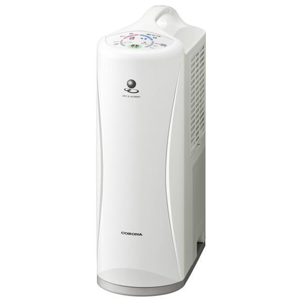 【送料無料】コロナ 除湿機 ホワイト CD-S6317(W) [CDS6317W]【JYN】【JYC】【RAKPT】