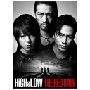 【送料無料】エイベックス HiGH&LOW THE RED RAIN 【Blu-ray】 RZXD-86344 [RZXD86344]
