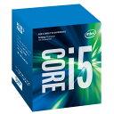 【送料無料】INTEL intel CPU Core i5-7500 KabyLake-S BX80677I57500 [BX80677I57500]