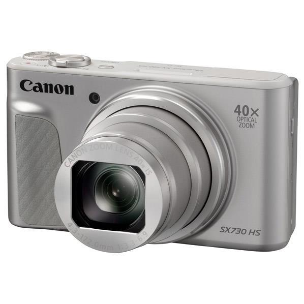 キヤノン デジタルカメラ PowerShot シルバー PSSX730HSSL [PSSX730HSSL]【RNH】