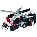 タカラトミー トミカハイパーレスキュー ドライブヘッドシンクロ合体シリーズ サポートビークル03レスキューヘリコプ…