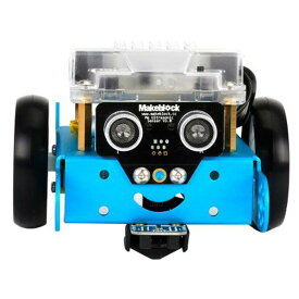 Makeblock STEM教育ロボットキット mBot V1.1-Blue(Bluetooth Version) 99095 [99095]