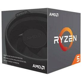 AMD AMD Ryzen 5 1600 プロセッサ Ryzen 5 YD1600BBAEBOX [YD1600BBAEBOX]