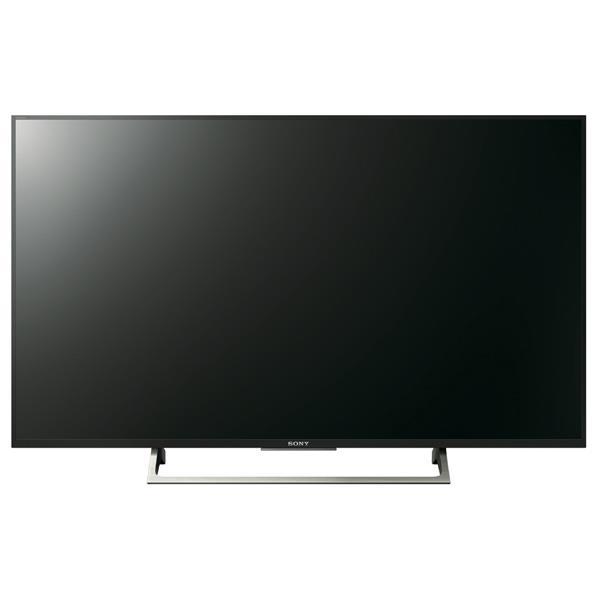 【送料無料】SONY 43V型4K液晶テレビ BRAVIA ブラック KJ-43X8000E [KJ43X8000EB]【KK9N0D18P】【RNH】