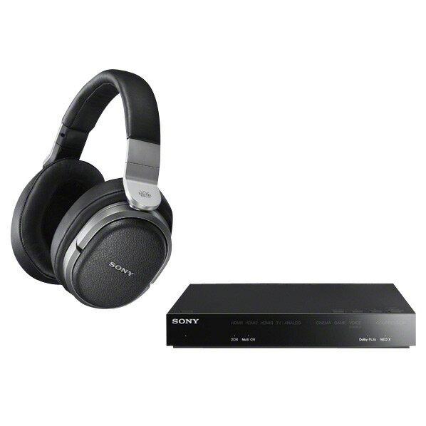 【送料無料】SONY ワイヤレス密閉ヘッドバンド型ヘッドフォン MDR-HW700DS [MDRHW700DS]【KK9N0D18P】【RNH】