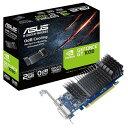 【送料無料】ASUSTEK グラフィックカード NIVIDIA GeForce GT1030 チップセット搭載 GDDR5 2GB GT1030-SL-2G-B...