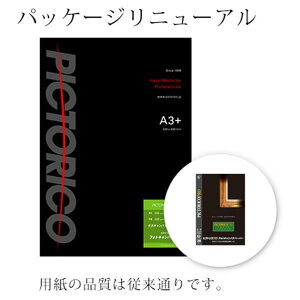 PICTORICO A3ノビ フォトキャンバスペーパー 20枚入り ピクトリコ・プロ PPV200-A3+/20 [PPV200A320]