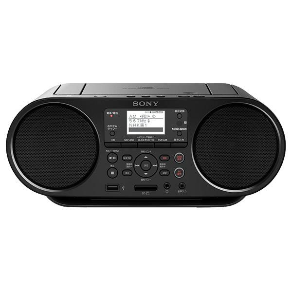 SONY CDラジオ ZS-RS81BT [ZSRS81BT]【RNH】