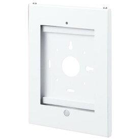 サンワサプライ iPad用VESA対応ボックス ホワイト CR-LAIPAD12W [CRLAIPAD12W]