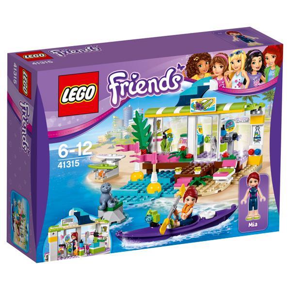 レゴジャパン LEGO フレンズ 41315 ハートレイク ビーチショップ 41315ハ-トレイクビ-チシヨツプ [41315ハ-トレイクビ-チシヨツプ]