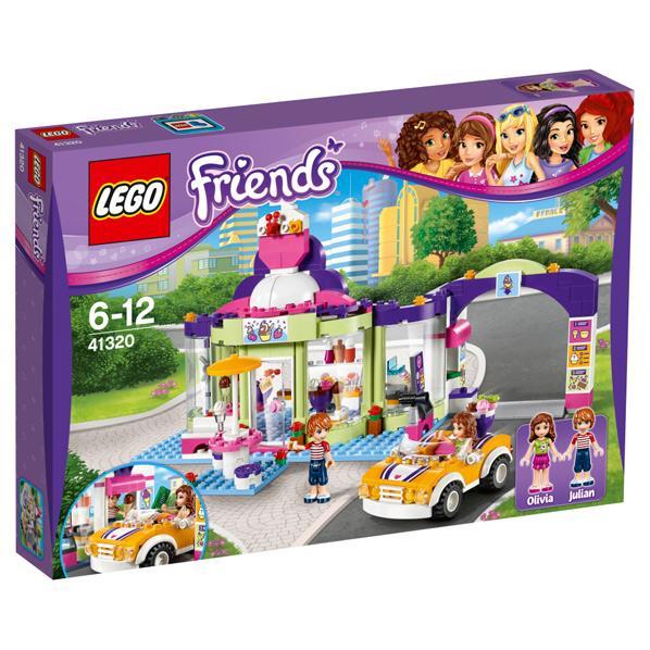 レゴジャパン LEGO フレンズ 41320 フローズンヨーグルトショップ 41320フロ-ズンヨ-グルトシヨツプ [41320フロ-ズンヨ-グルトシヨツプ]