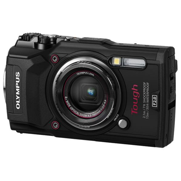 【送料無料】オリンパス デジタルカメラ Tough ブラック TG-5 BLK [TG5BLK]【RNH】