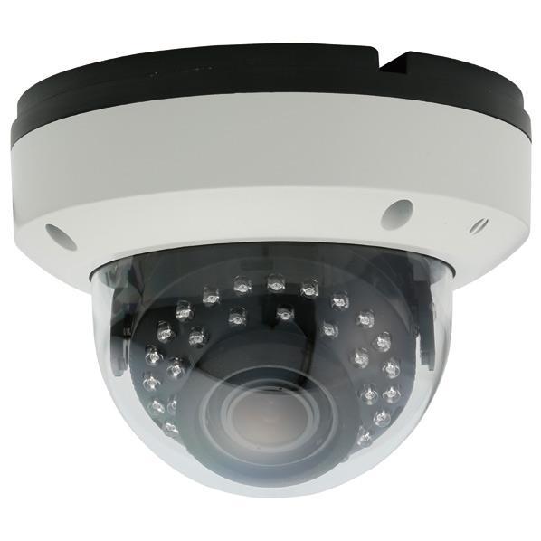 【送料無料】日本セキュリティー AHD屋外用スタンダードドーム型暗視カメラ NS-AH572VIC [NSAH572VIC]
