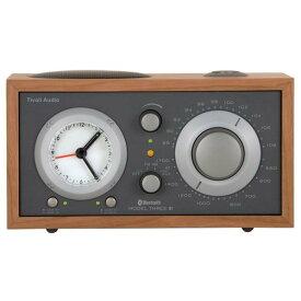 Tivoli Audio アラームクロック付き AM/FMテーブルラジオ Model Three BT チェリー/メタリックトープ M3BT-1776-JP [M3BT1776JP]【NATUM】
