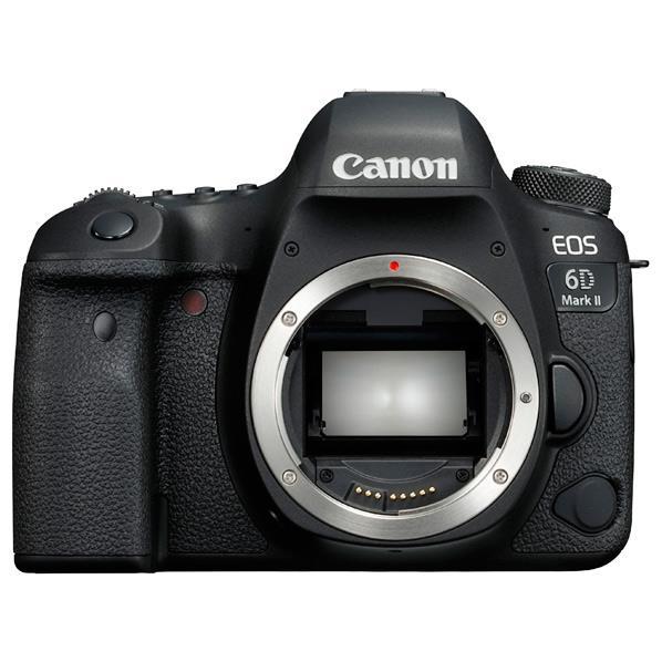 【送料無料】キヤノン デジタル一眼レフカメラ・ボディ EOS 6D Mark II EOS6DMK2 [EOS6DMK2]【RNH】