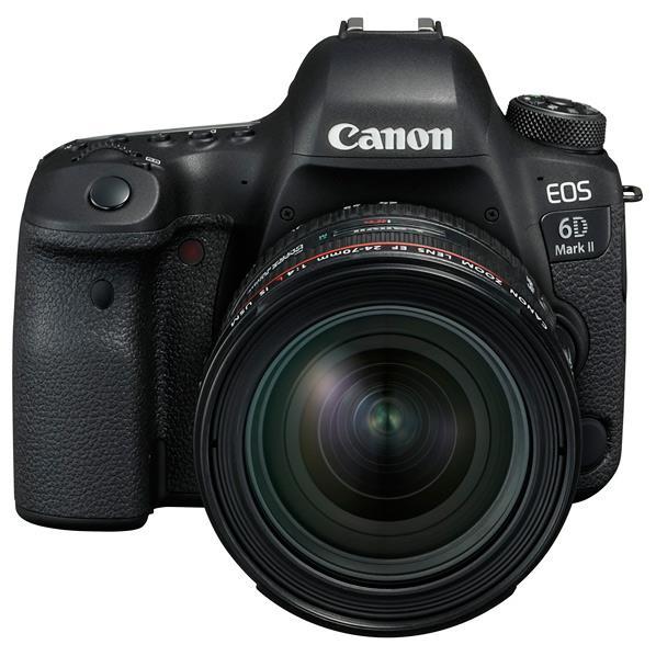 【送料無料】キヤノン デジタル一眼レフカメラ・24-70 F4L IS USM レンズキット EOS 6D Mark II EOS6DMK22470ISLK [EOS6DMK22470ISLK]【RNH】