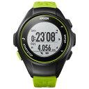 エプソン GPSランニングウォッチ WristableGPS グリーン Q-10G [Q10G]
