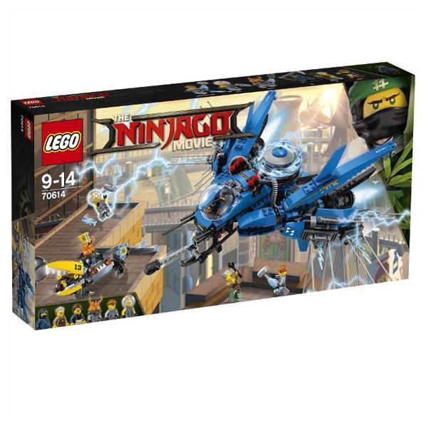 【送料無料】レゴジャパン LEGO ニンジャゴー 70614 ジェイのライトニング・ジェット 70614ジエイノライトニングジエツト [70614ジエイノライトニングジエツト]