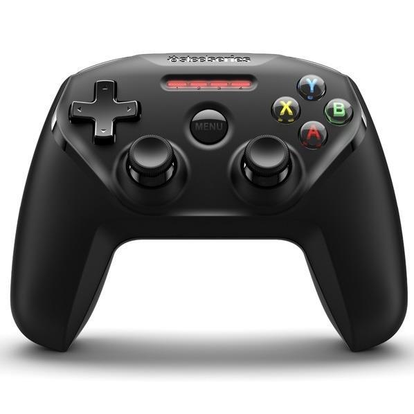 【送料無料】SteelSeries ゲームコントローラー Nimbus Wireless Controller ブラック 69070 [69070]