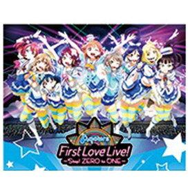 ランティス ラブライブ!サンシャイン!! Aqours First LoveLive! 〜Step! ZERO to ONE〜 Blu-ray Memorial BOX【Blu-ray】 LABX-8220/4 [LABX8220]【OTKSFT】