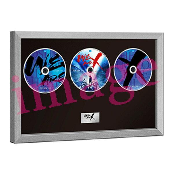 【送料無料】東宝 WE ARE X Blu-ray コレクターズ・エディション(3枚組) 【Blu-ray】 TBR-27344D [TBR27344D]