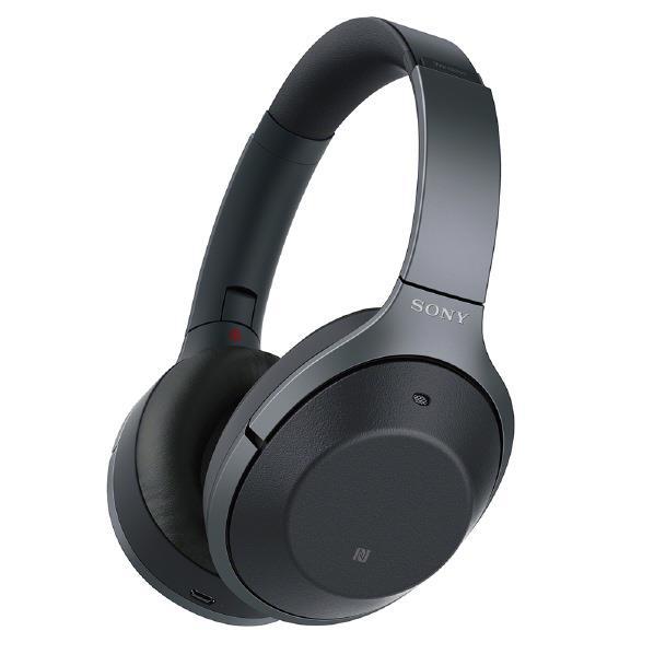 【送料無料】SONY ワイヤレスノイズキャンセリングステレオヘッドセット ブラック WH-1000XM2B [WH1000XM2B]【RNH】
