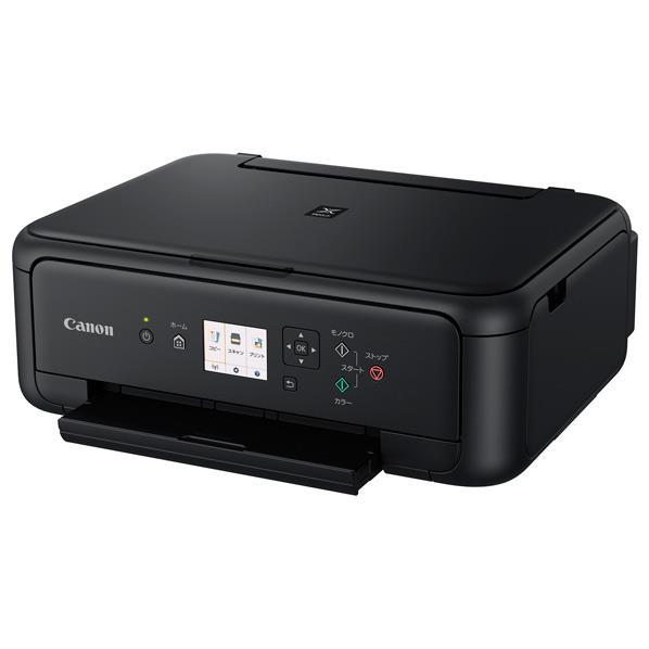 【送料無料】キヤノン インクジェットプリンター PIXUS ブラック TS5130BK [TS5130BK]【KK9N0D18P】【RNH】