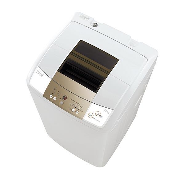 【送料無料】ハイアール 7.0kg全自動洗濯機 オリジナル ホワイト JW-K70NE-W [JWK70NEW]【RNH】【ESLG】