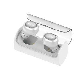 QCY 左右独立型Bluetoothイヤホン ホワイト Q29WH [Q29WH]