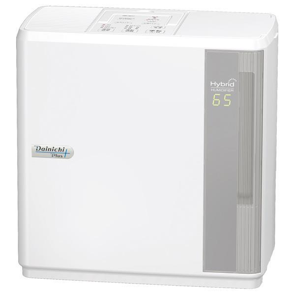 【送料無料】ダイニチ ハイブリッド式加湿器 ホワイト HD-3017-W [HD3017W]【RNH】【ESLG】