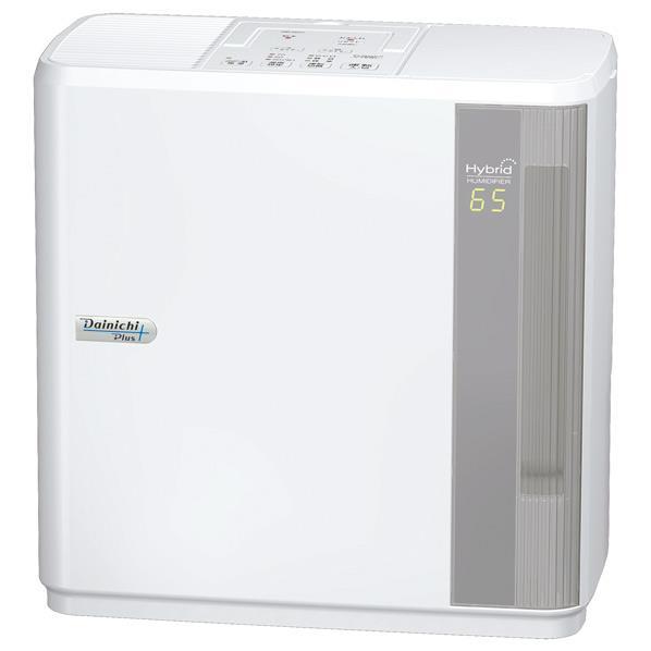 【送料無料】ダイニチ ハイブリッド式加湿器 ホワイト HD-5017-W [HD5017W]【RNH】【ESLG】