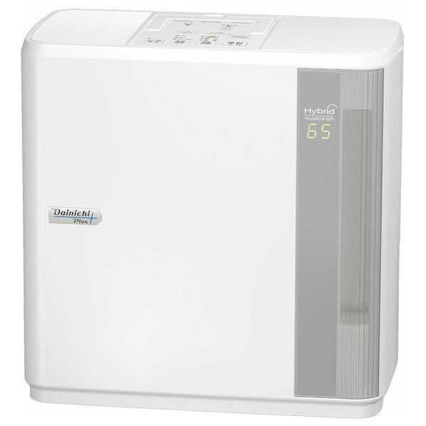 【送料無料】ダイニチ ハイブリッド式加湿器 KuaL ホワイト HD-5017E5-W [HD5017E5W]【RNH】