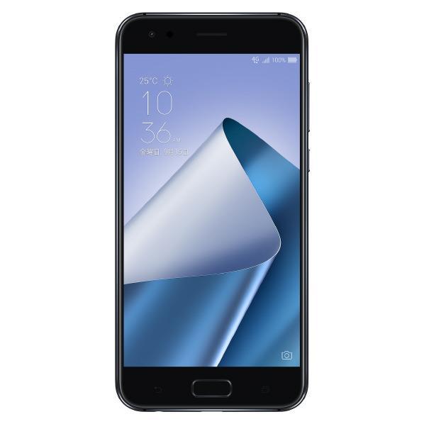 【送料無料】ASUS SIMフリースマートフォン Zenfone ミッドナイトブラック ZE554KL-BK64S6 [ZE554KLBK64S6]