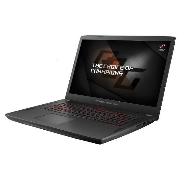 【送料無料】ASUS ノートパソコン ROG STRIX ブラック GL702ZC-R7 [GL702ZCR7]【RNH】