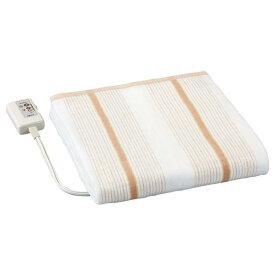 広電 電気掛敷毛布(188×130cm) VWK551B [VWK551B]