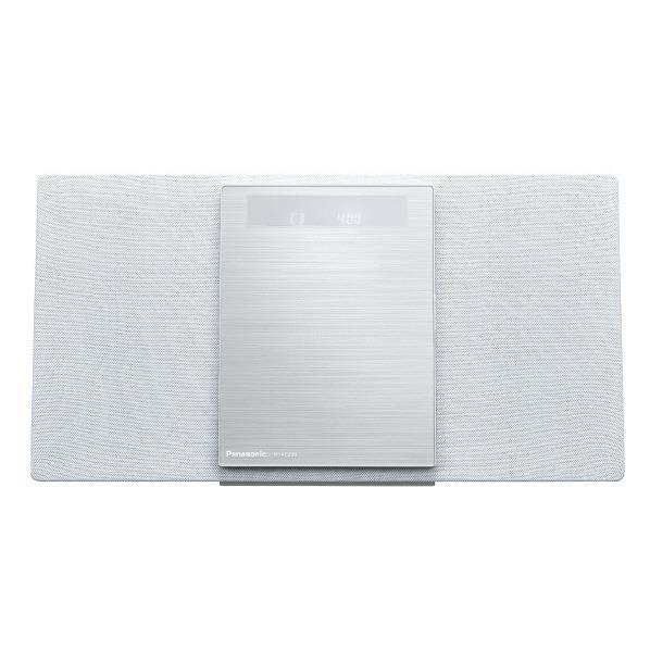 パナソニック コンパクトステレオシステム ホワイト SC-HC400-W [SCHC400W]【RNH】